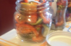 peperoni conserva e dolce senza zucchero 002