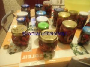 peperoni conserva e dolce senza zucchero 010