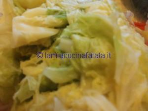 verza e patate blu sformato 008