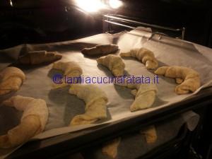 mozzarella in carrozza e cornetti integrali 014