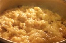 pasta al forno e migliaccio di riso carnevale 2014 022