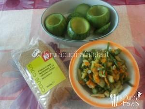 zucchine con cous-cous 003