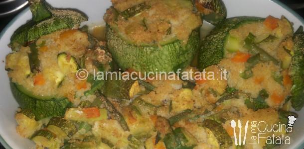 zucchine con cous-cous 006