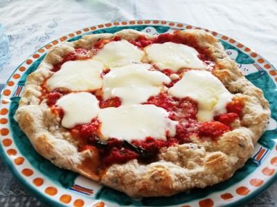 """Pizza napoletana con cottura tipo""""COMBO"""""""
